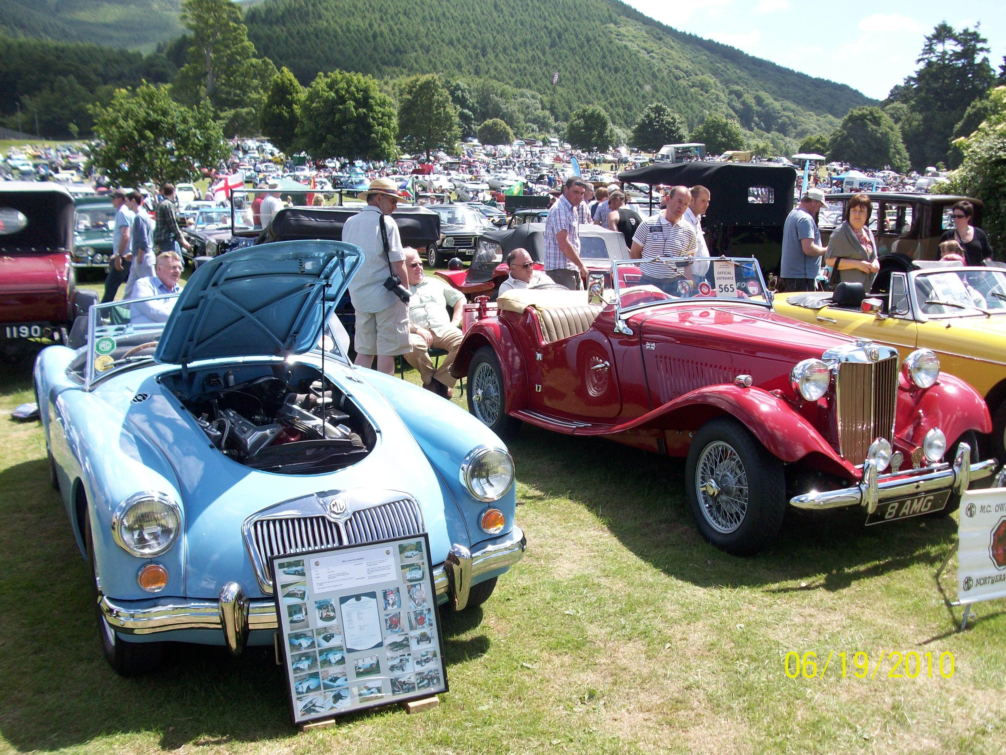 MGOCNI at Kilbroney Vintage Show 2010 001